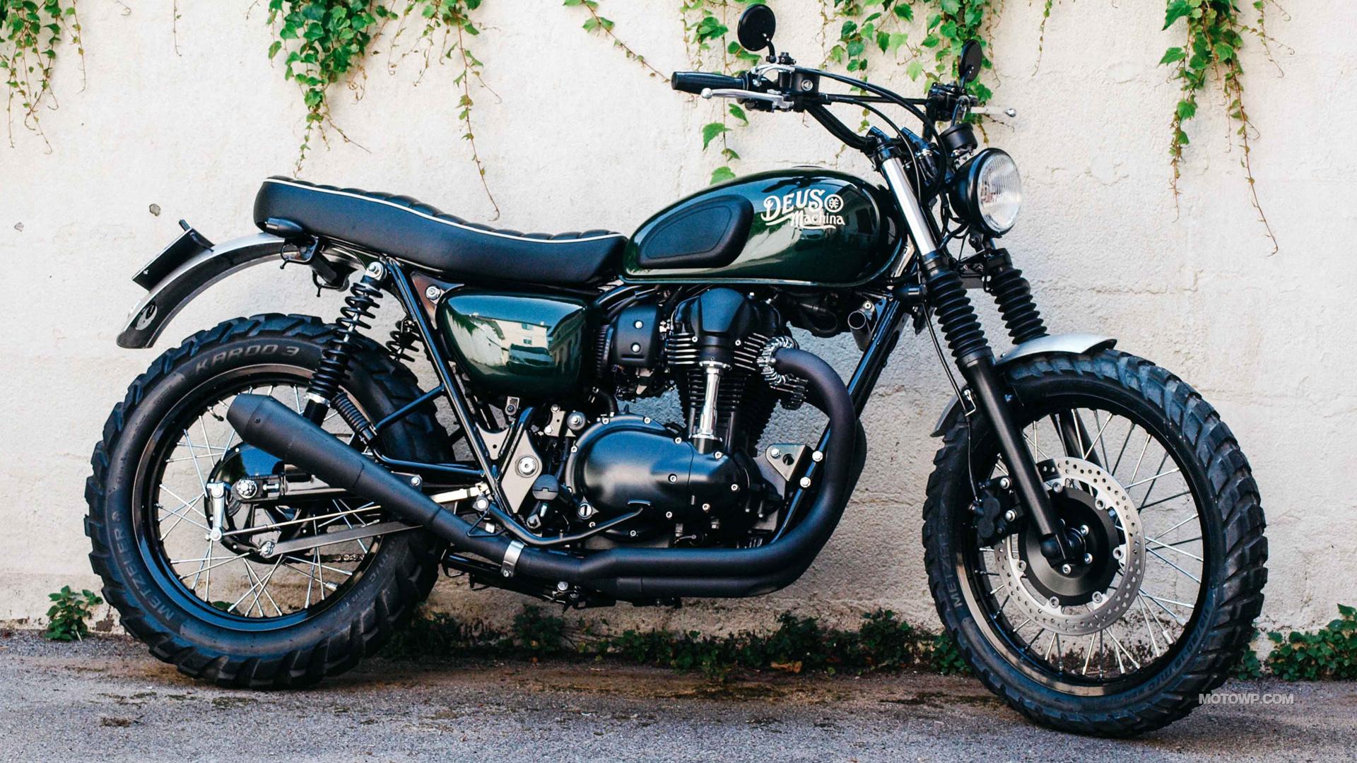 Custom Motorcycle Desktop Wallpapers Deus Ex Machina Orsini Viper